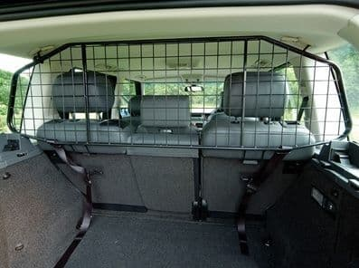 Range Rover L322 Dog Guard Half Height - (Britpart) LR007320-BP