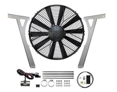 "Range Rover P38  15.2"" High Power Suction Fan"