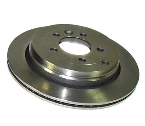 Rear Brake Discs - Discovery 3 - 2.7 Diesel & 4.0 V8 (up to 2009) - SDB000636
