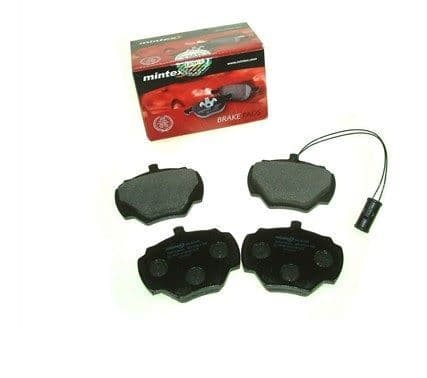 Rear Brake Pads to 1986 (Mintex)