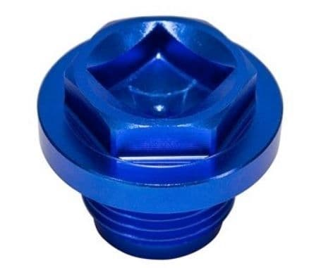 Replacement Filler Plug - Blue
