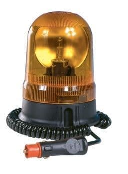 Ring Dual Voltage Rotating Beacon - EACH