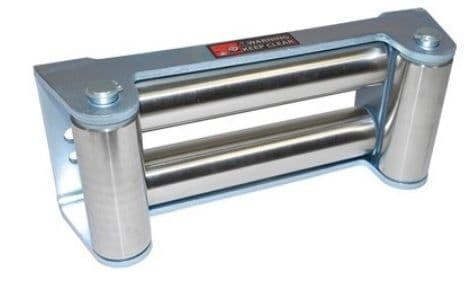 Roller Fairlead - Stainless Steel - 180mm aperture