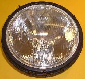 Round Driving Lights - EACH