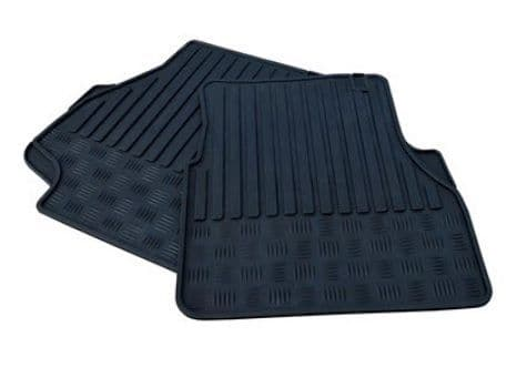Rubber Over Mats - Pair