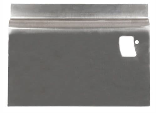Series 2, 2A & 3 LHS door skin with lock holes