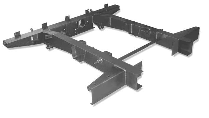 Series 2/2A/3 SWB Half Chassis [REAR]
