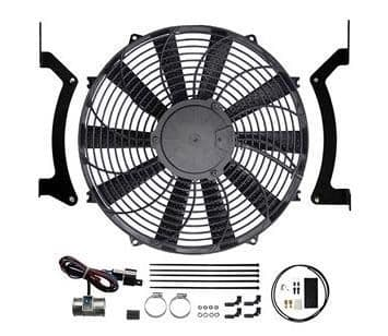 Series 3 Electric Fan Conversion Kit - DA8963