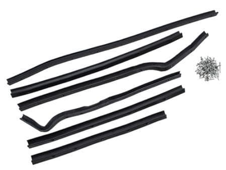 Series Front Door Seal Kit - LHS - DA1495