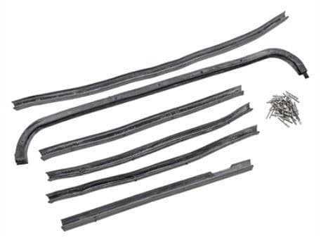 Series Safari Rear Door Seal Kit - DA1498G