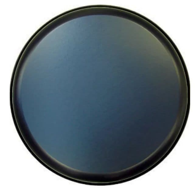 Spare Wheel Cover Plain Vinyl - Black