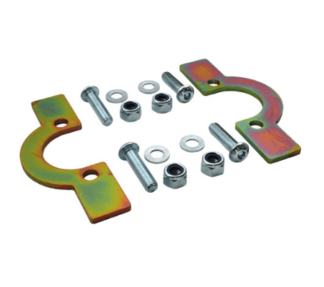 Terrafirma Coil Spring Retaining Plates - Front