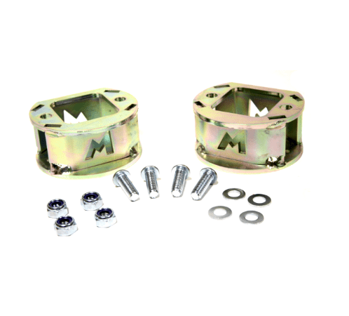 Terrafirma Spring Spacers - Front Coil & Rear Air