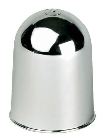 Towball Cover Plastic Chrome