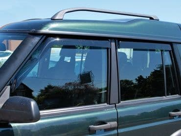 Wind deflector kit - Front & rear 4 piece kit - Discovery 2 - DA6071