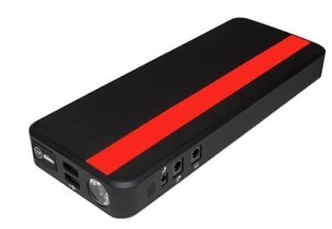 XS Power Pack Multi Function Jumper Starter and Charger with EU Plug - NEW DESIGN!