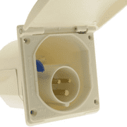Caravan Flush Mounted Inlet (Mains Connection)