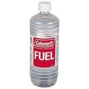 Coleman Unleaded Fuel 1Ltr Bottle