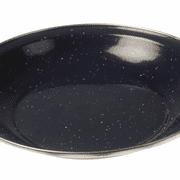 Enamel Bowl Black 14.5cm