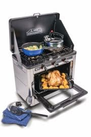 Kampa Roast Master Oven (Gas Oven Operates from Cylinder)