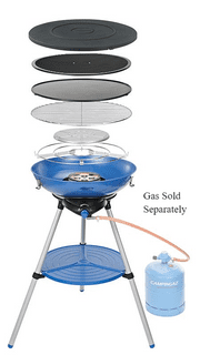 Campingaz Party Grill BBQ 600 Compact