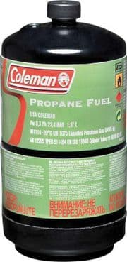 Coleman Propane Cylinder