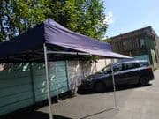 Detachable 3m Rain Canopy + Bar & Clamp
