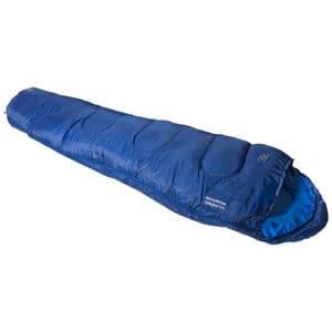 Highlander Sleepline 350 Mummy Blue Sleeping Bag