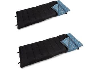 Kampa Como Sleeping Bag XL (Twin Pack)