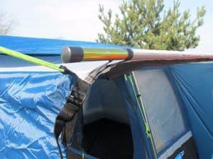 Kampa Pole & Clamp Kit | Drive Away Awnings | OMeara Camping