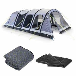 Kampa Dometic  Studland 6  Air Tent  | Kampa Tents | OMeara Camping