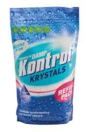 Kontrol Krystals 1kg Refill Pack