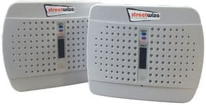 Rechargeable Dehumidifier Twin Pack