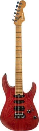 Charvel Pro-Mod DK24 HSS 2PT CM Ash, Red Ash