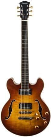 Eastman T184MX Goldburst Guitar