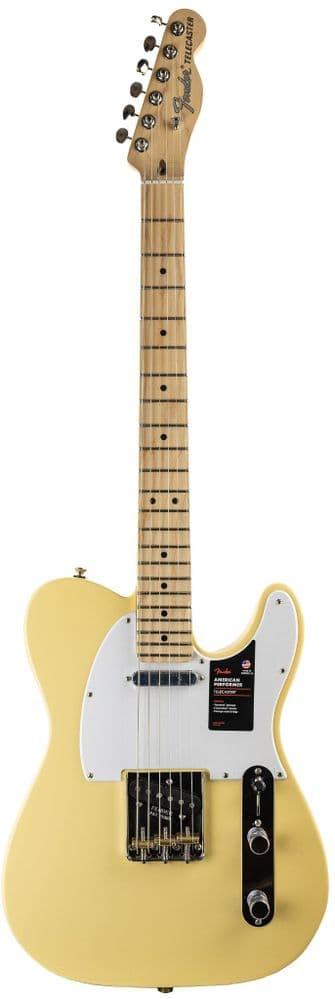 Fender American Performer Telecaster Vintage White