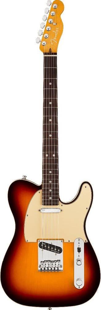 Fender American Ultra Telecaster Ultraburst Rosewood