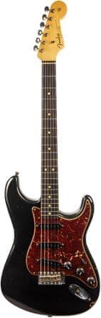 Fender Custom Shop 63 Relic Stratocaster, Black