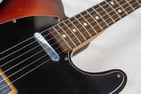 Fender Jason Isbell Custom Telecaster, 3-Color Chocolate Burst