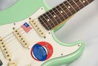 Fender Jeff Beck Stratocaster Surf Green