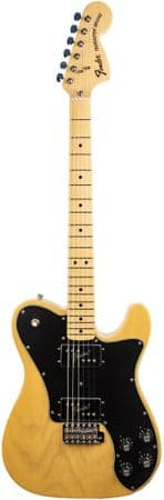 Fender Limited 70s Telecaster Deluxe Tremolo, Butterscotch