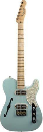 Fender Parallel Universe II Tele Magico Daphne Blue