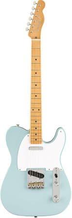 Fender Vintera '50s Telecaster Maple Sonic Blue