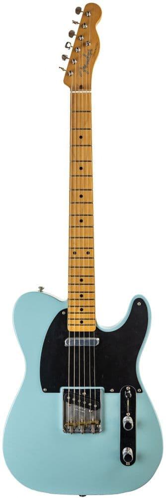 Fender Vintera '50s Telecaster Modified, Daphne Blue inc Gigbag
