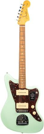 Fender Vintera '60s Jazzmaster Modified in Surf Green