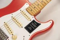 Fender Vintera Road Worn '50s Stratocaster, Fiesta Red