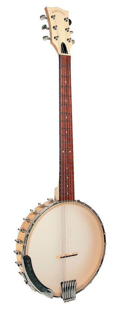 Gold Tone BT-1000: 6-String Banjo Guitar with Bag