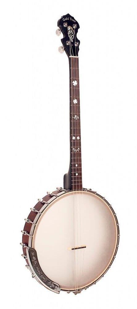 Gold Tone IIT-17: Irish Tenor Banjo with 17 Frets and Gig Bag
