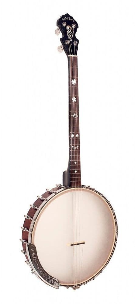 Gold Tone MC150-RP Maple Classic Banjo with Steel Tone Ring