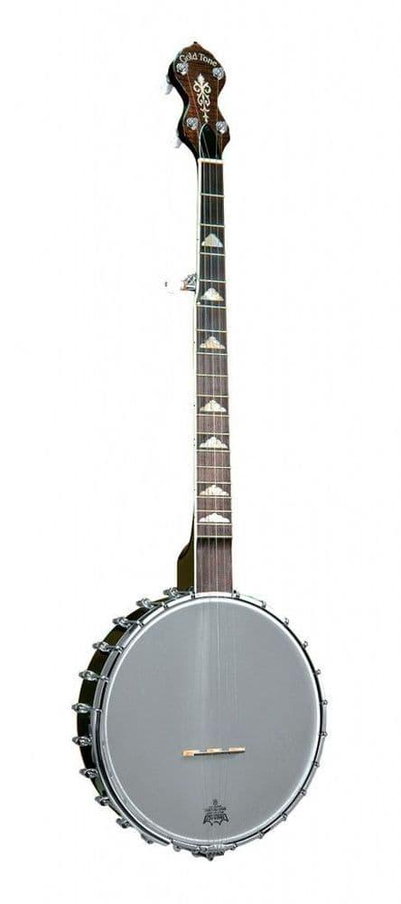 Gold Tone WL-250: White Ladye Banjo